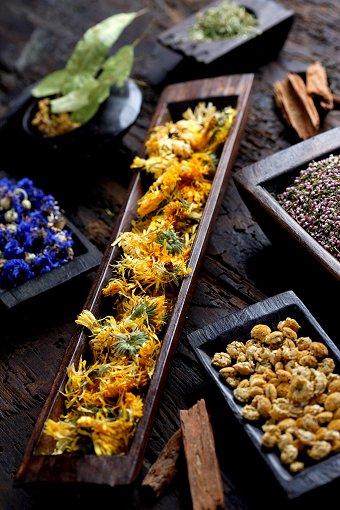 Способы хранения лекарственных растений и трав
